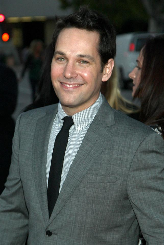 "<a href=""http://movies.yahoo.com/movie/contributor/1800018571"">Paul Rudd</a> at the Los Angeles premiere of <a href=""http://movies.yahoo.com/movie/1810022085/info"">I Love You, Man</a> - 03/17/2009"