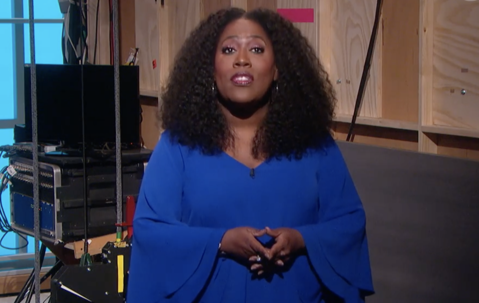 Sheryl Underwood (Screenshot: The Talk/CBS)