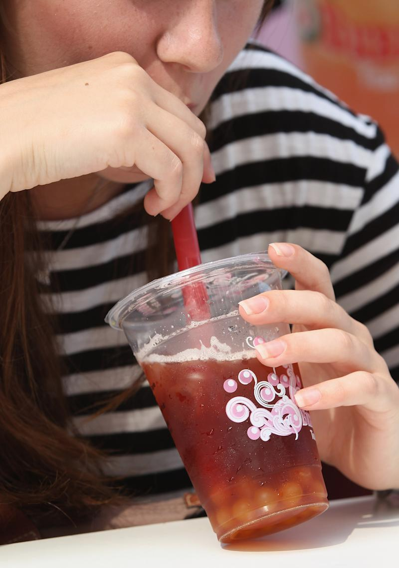 Bubble tea is a popular drink. Source: Getty Images