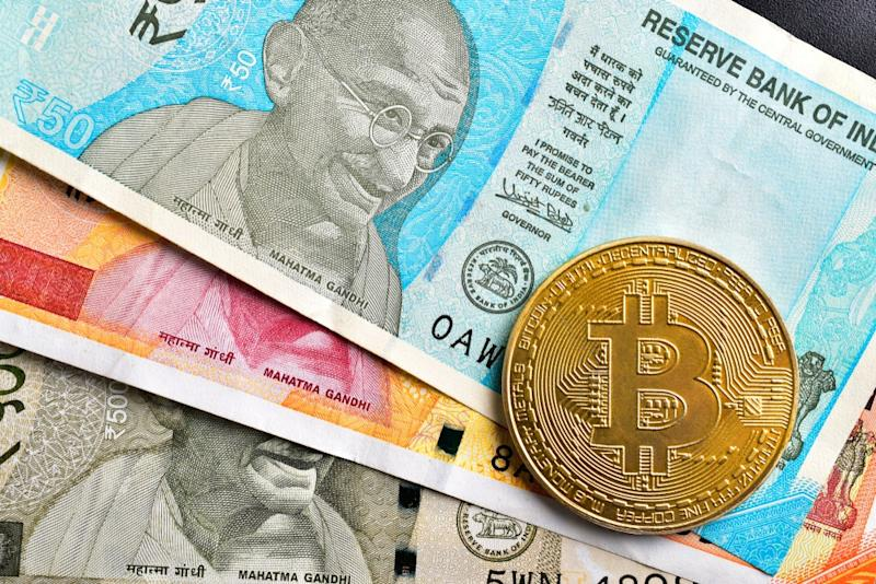 An Indian member of Parliament has issued a timely reminder: bitcoin and cryptocurrencies aren't banned in India. | Source: Shutterstock