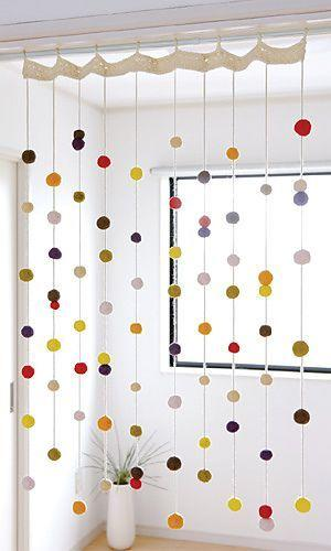 "<p>Make your house summer ready by adding this adorable colourful door hanging. <i><a href=""https://uk.pinterest.com/pin/339669996873064658/""> [Photo: Pinterest]</a></i></p>"