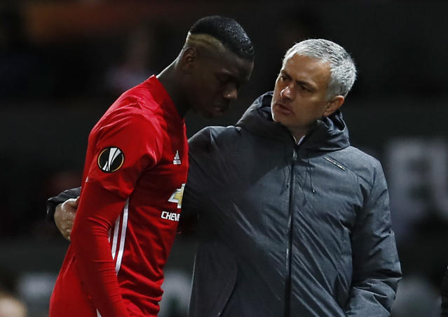 Manchester United: José Mourinho Tells Paul Pogba to Focus on the Pitch