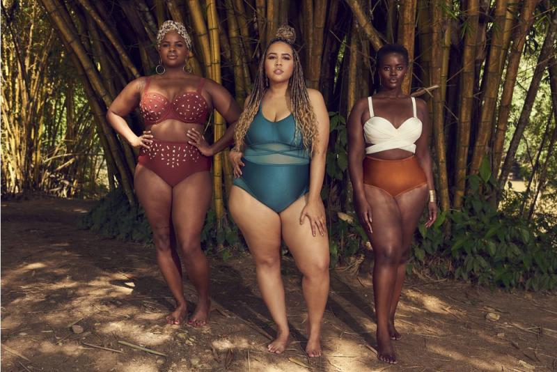 b745214606 Blogger Gabi Gregg Kicks Off 2018 with a Size-Inclusive Swimsuit Collection