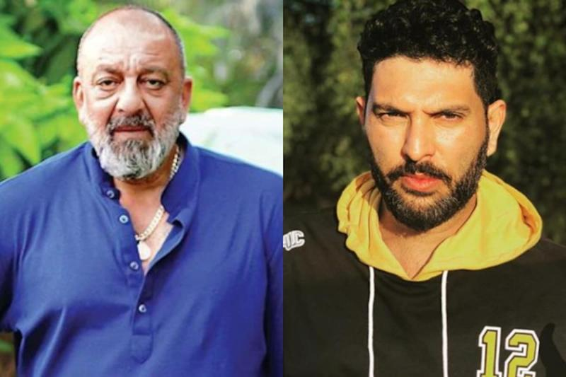Yuvraj Singh on Sanjay Dutt's Reported Cancer Diagnosis: I Know the Pain It Causes But You're Strong