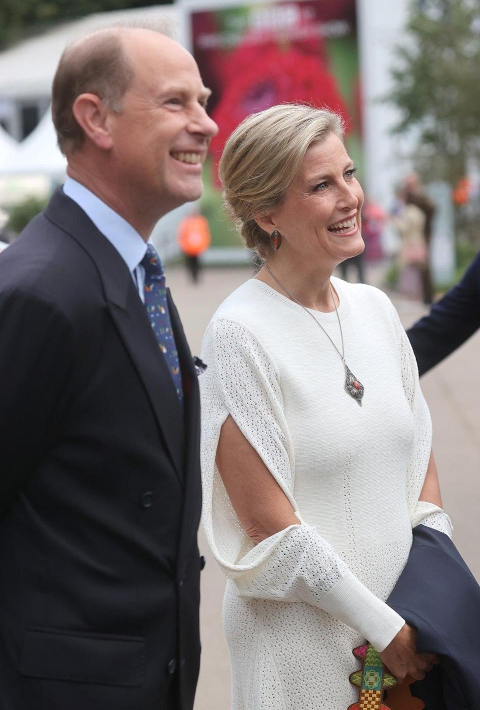 The Earl and Countess of Wessex (Chris Jackson/PA) (PA Wire)