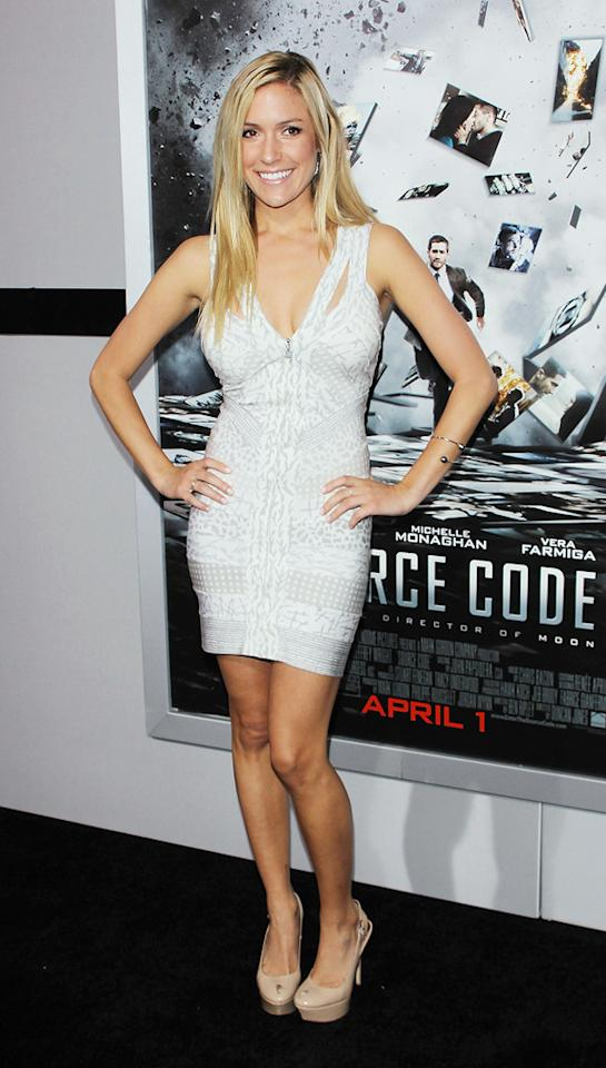 "<a href=""http://movies.yahoo.com/movie/contributor/1809681105"">Kristin Cavallari</a> attends the Los Angeles premiere of <a href=""http://movies.yahoo.com/movie/1810150340/info"">Source Code</a> on March 28, 2011."