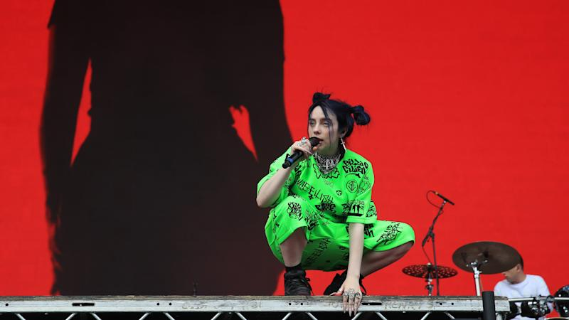 Billie Eilish becomes youngest artist to ever record Bond theme