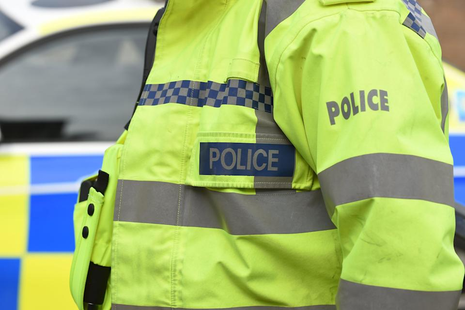 <p>The officer was given a final written warning in a private hearing</p> (PA Archive)