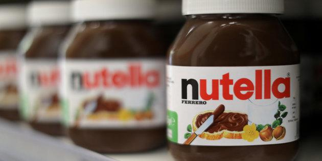 La légalité de la promotion monstre remise en question — Nutella