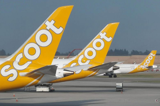 Amid COVID-19, Scoot And Singapore Airlines Offer Cash Refunds ...