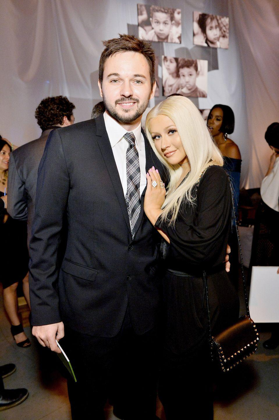 "<p>This pop singer opened up to <em><a href=""https://people.com/parents/christina-aguilera-summer-rain-name-choice/"" rel=""nofollow noopener"" target=""_blank"" data-ylk=""slk:People"" class=""link rapid-noclick-resp"">People</a> </em>about the meaning behind the eclectic moniker she and husband Matthew Rutler selected for their first child together. ""Summer is a time of spreading warmth and light, while rain washes away…replenishes and brings new life to allow growth and new beginnings,"" Christina Aguilera says. ""Her beauty and sunshine exude from within.""</p><p>Summer Rain joins Max Liron, Christina's child from her first number to Jordan Bratman.</p>"