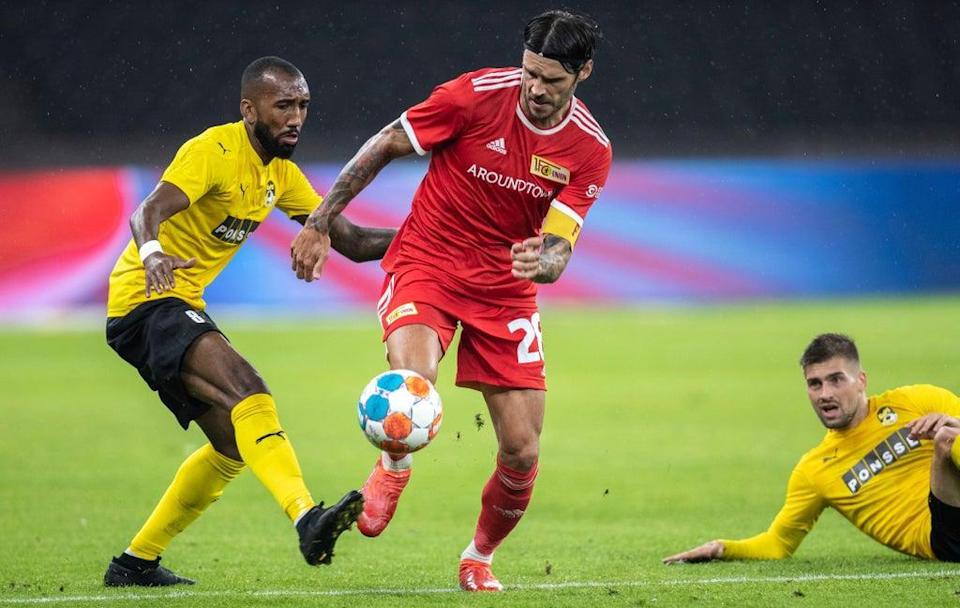 Germany Soccer Europa Conference League (AP)