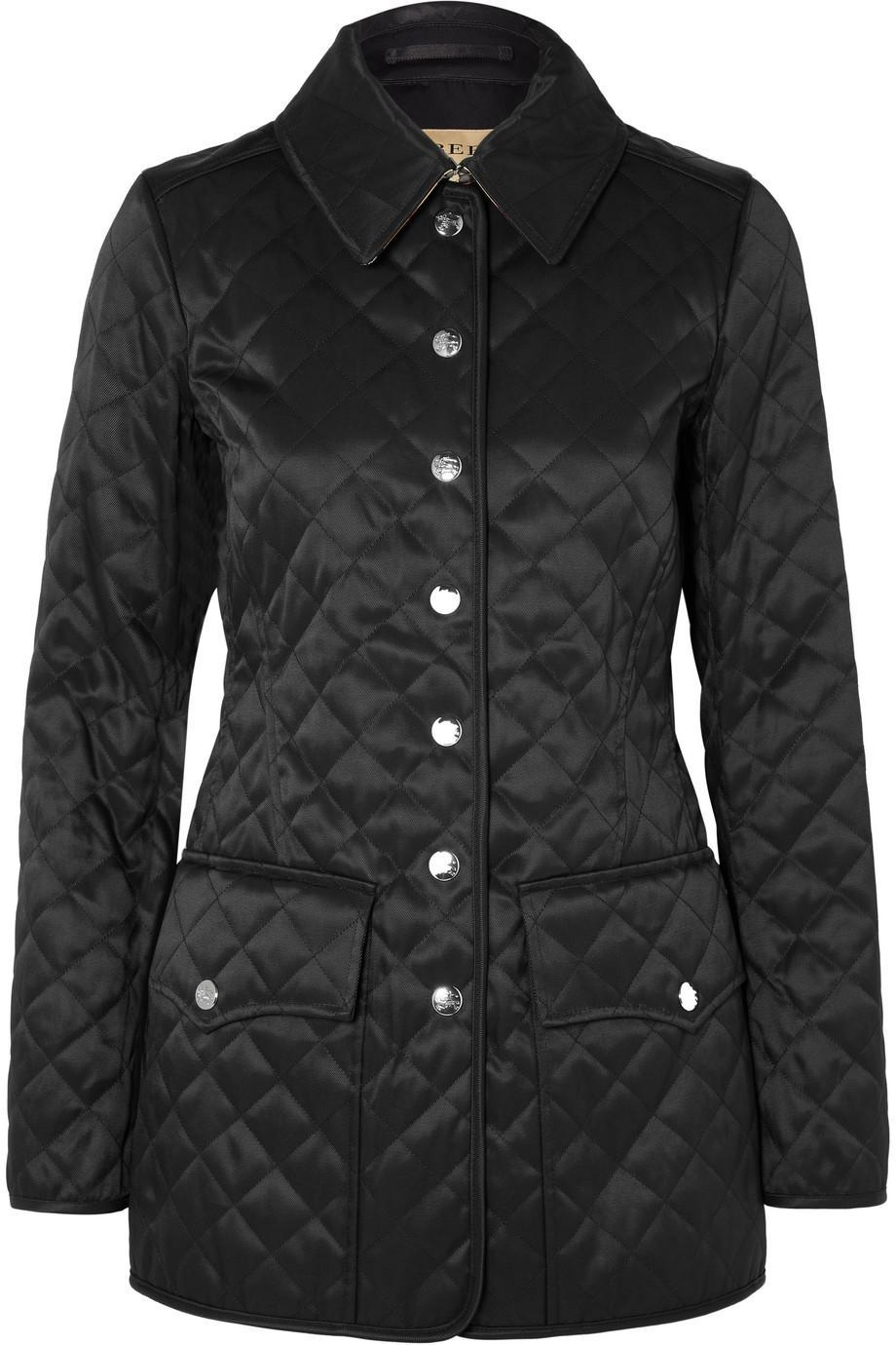 """<br><br><strong>Burberry</strong> Quilted Shell Jacket, $, available at <a href=""""https://www.net-a-porter.com/gb/en/product/1096081/Burberry/quilted-shell-jacket-s"""" rel=""""nofollow noopener"""" target=""""_blank"""" data-ylk=""""slk:Net-A-Porter"""" class=""""link rapid-noclick-resp"""">Net-A-Porter</a>"""