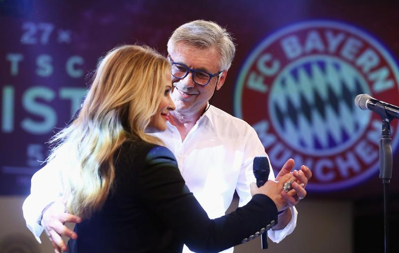 He already has one of the great CVs in football management history  and his first season at Bayern Munich suggests the likeable Italian isnt finished yet