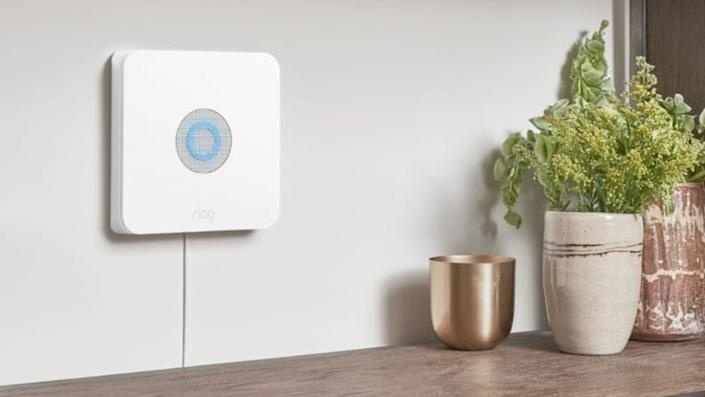 This smart home security system is great for people who want to feel a little more secure.