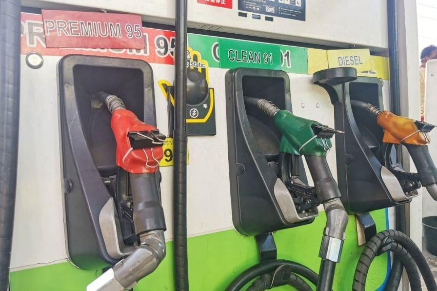 fuel pump dispenser