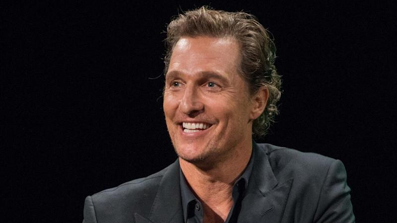 Matthew McConaughey Joins Instagram on His 50th Birthday!