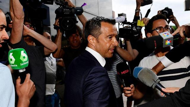 Rival clubs are calling for an investigation by the Football League into Jorge Mendes' role at Wolverhampton Wanderers. Mendes is a Portuguese agent whose clients include Jose Mourinho, Cristiano Ronaldo and ​Wolves head coach Nuno Espirito Santo, as well as a number of Wolves players. The club sit at the top of the ​Championship and look set for a return to the Premier League next season, but John Percy reports in the ​Telegraph that Championship rivals including ​Leeds, ​Aston Villa and...