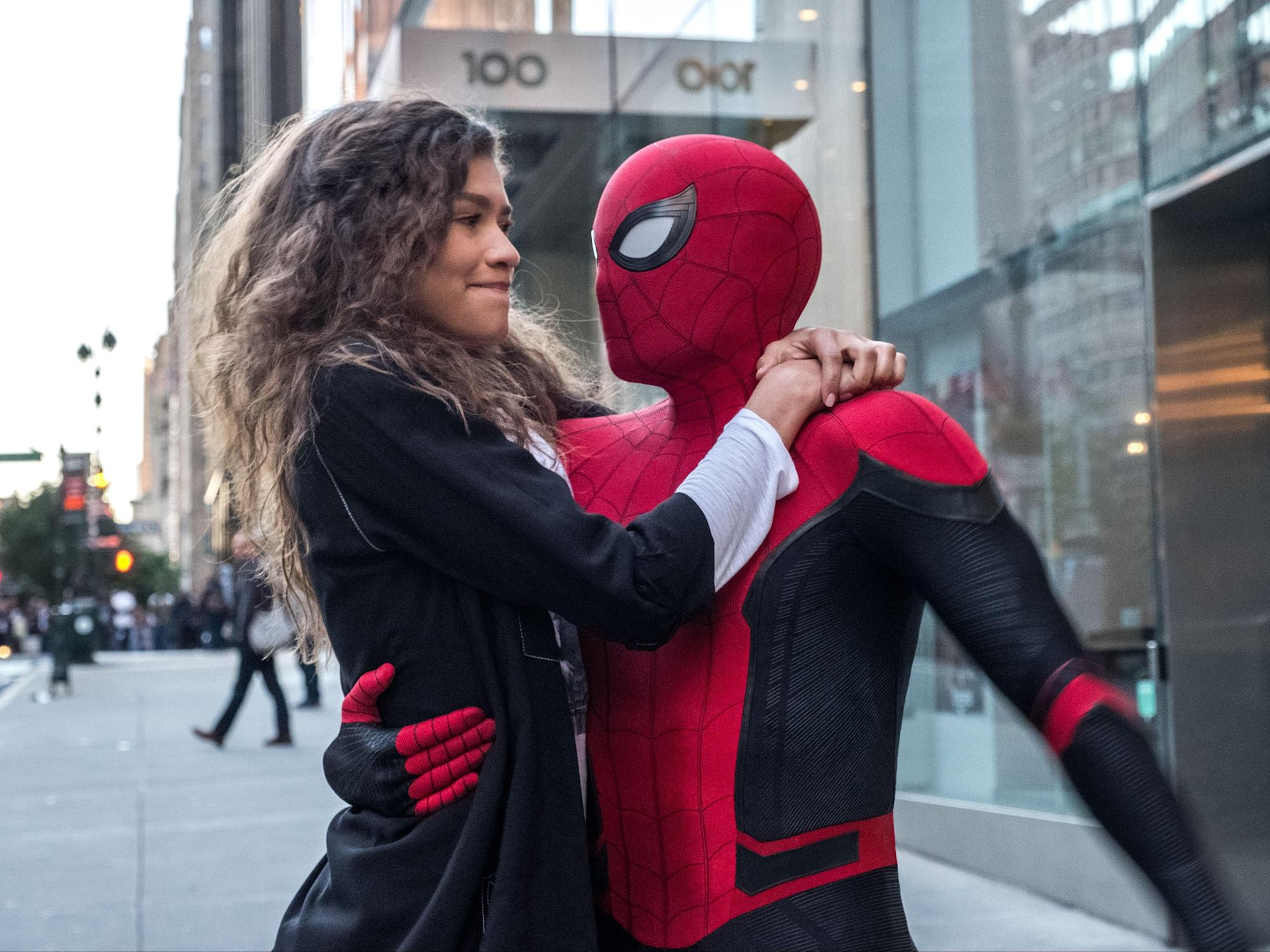 Spider-Man movies swinging over to Disney+ in landmark licensing deal