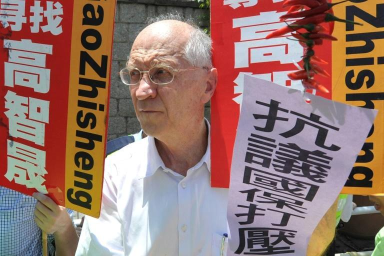 American lawyer John Clancey was active in Hong Kong democracy circles