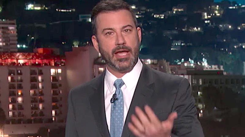 Jimmy Kimmel Tries To Trick Trump Supporters Into Signing Up For Obamacare