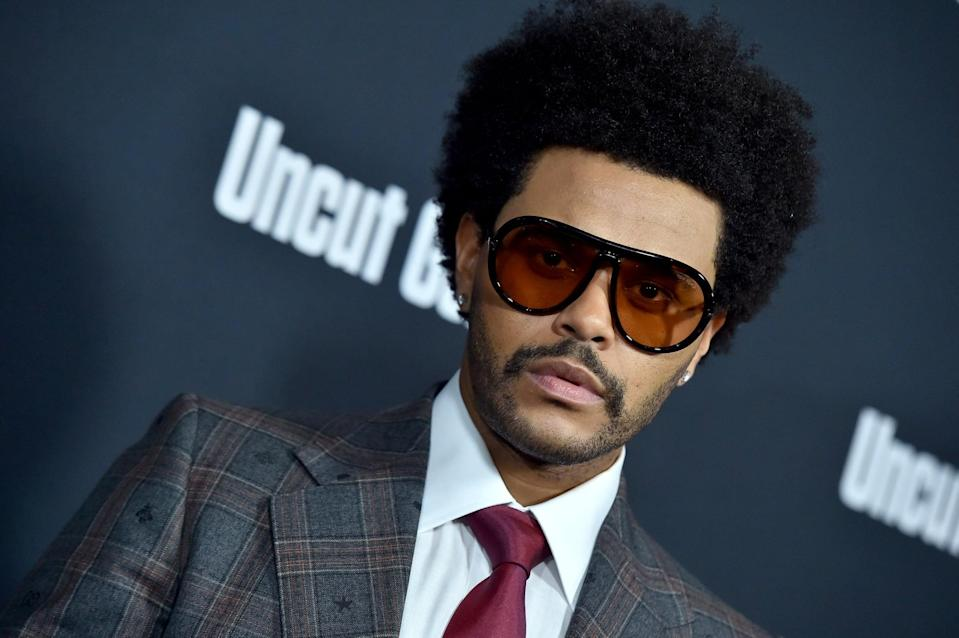 <p>He kept his 'fro throughout the rest of the year and wore it again at the premiere of A24's <strong>Uncut Gems</strong>. By this time, his mustache had grown into a handlebar shape.</p>