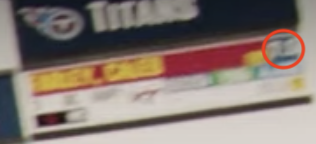 Caleb Farley's grade is a bit harder to make out. (Jaguars on Youtube)