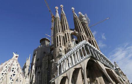 Barcelona's Sagrada Familia evacuated in 'false alarm' bomb scare