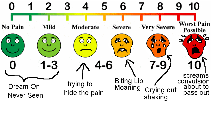 mod pain scale additions drawing
