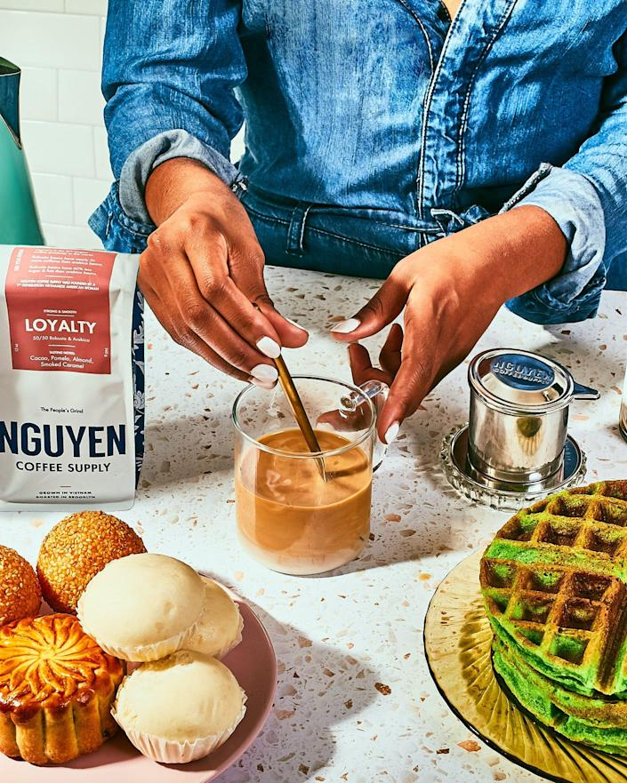 Brooklyn's Nguyen Coffee Supply bills itself as the first specialty Vietnamese coffee importer and roaster in the United States