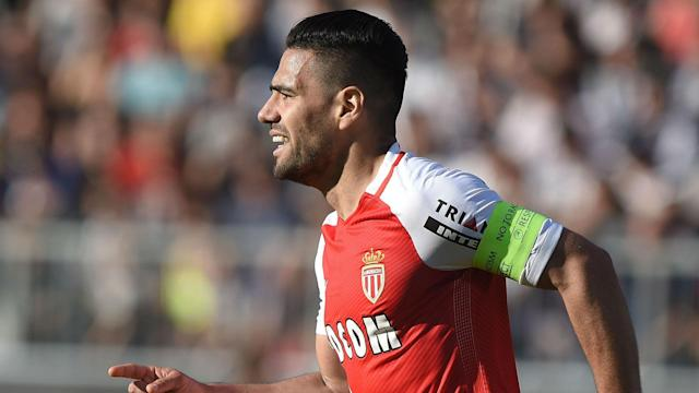 After getting the two goals they required against Lille, Monaco have reached the 100 mark in Ligue 1 this season.