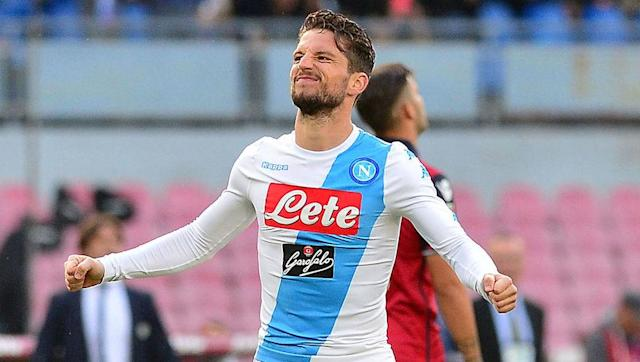 <p><strong>Serie A goals:</strong> 25</p> <p><strong>Serie A minutes: </strong>2,397</p> <br><p>Dries Mertens is having the season of his life at Napoli after filling the void left by Gonzalo Higuain's €90m transfer to Juventus last summer. The Belgian winger has actually outscored Higuain by one goal in 2016/17, despite Juve winning another title.</p>