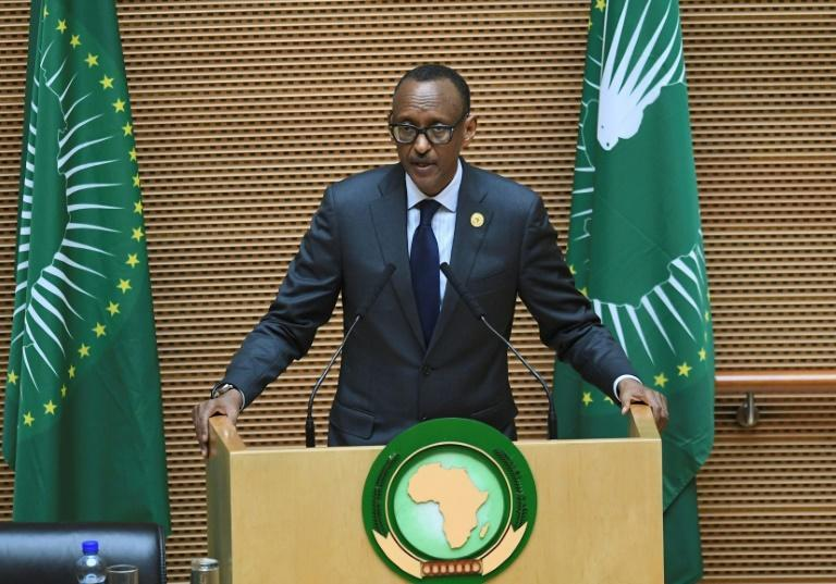 Rwandan President Paul Kagame has been trying to reform the AU for two years