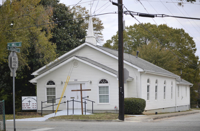 Church Attack Thwarted