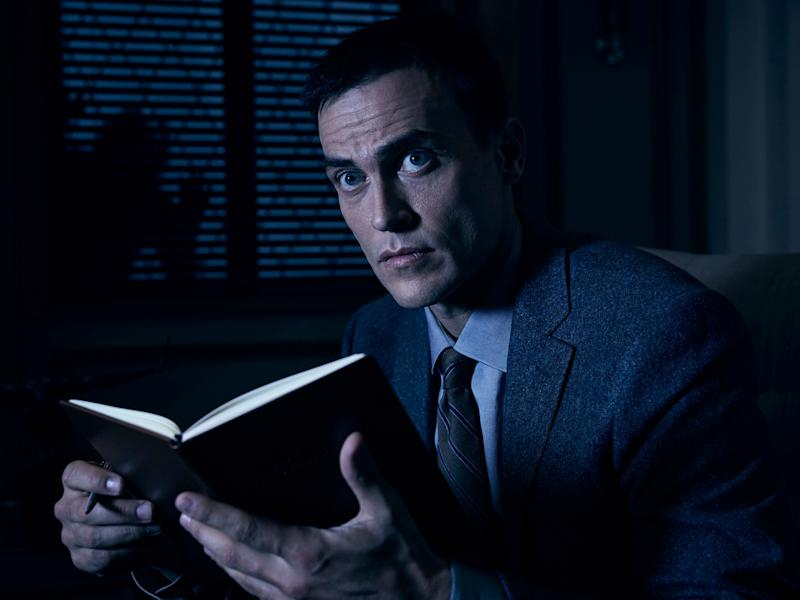 "Cheyenne Jackson as Dr. Vincent. in ""American Horror Story: Cult."""