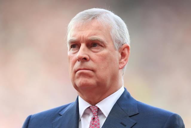 A lawyer has stated that Prince Andrew may be detained in America if he travels there (PA)