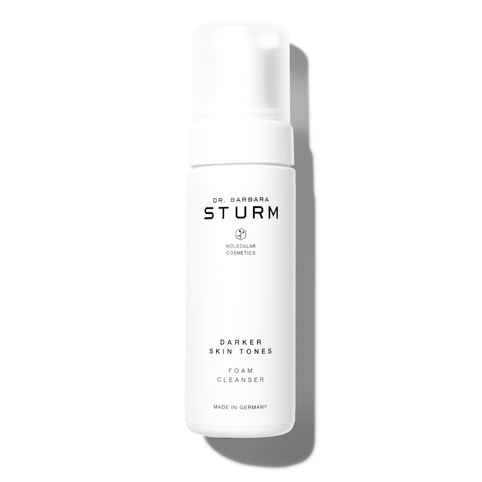 """Not only is Angela Bassett a fan of Dr. Barbara Sturm's Darker Skin Tones range; the 62-year-old actor actually teamed up with Sturm to create the line. The line was created as both Basset and Sturm realized there was no luxury skin-care line made specifically for deep skin. """"Skin is skin, but African American skin has particular attributes,"""" Bassett <a href=""""https://www.latimes.com/fashion/la-ig-angela-bassett-20160722-snap-story.html"""" rel=""""nofollow noopener"""" target=""""_blank"""" data-ylk=""""slk:told the Los Angeles Times"""" class=""""link rapid-noclick-resp"""">told the <em>Los Angeles Times</em></a>. """"It's robust and thicker. We have natural sunscreen. It can be oily, which can aid you as you get older. It has a lot going for it, but we can also get hyperpigmentation in the sun. So we are trying to deal with various color differentials in our skin. And the keloid scarring, if you're prone to that, can cause any little scratch to become something. So we address those sensitivities."""" $70, Dr. Barbara Sturm. <a href=""""https://shop-links.co/1736870355784456219"""" rel=""""nofollow noopener"""" target=""""_blank"""" data-ylk=""""slk:Get it now!"""" class=""""link rapid-noclick-resp"""">Get it now!</a>"""