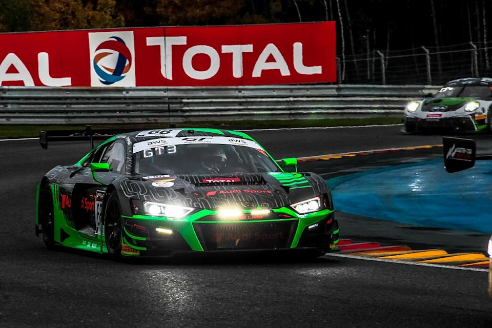 WRT Audi fastest in Spa 24 Hours opening qualifying