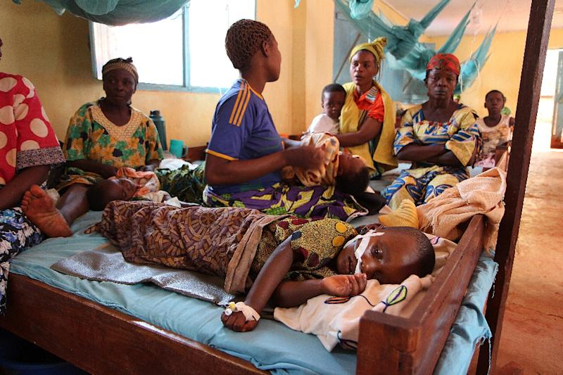 Fifteen years ago, an estimated 262 million malaria cases killed nearly 840,000 people (AFP Photo/Stephanie Aglietti)