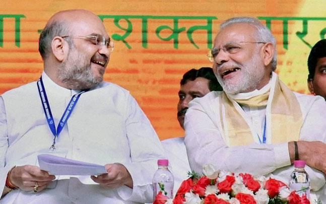 BJP seeks to do a UP in Narendra Modi's Gujarat. Early election on the cards?