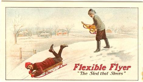 Old School Sleds