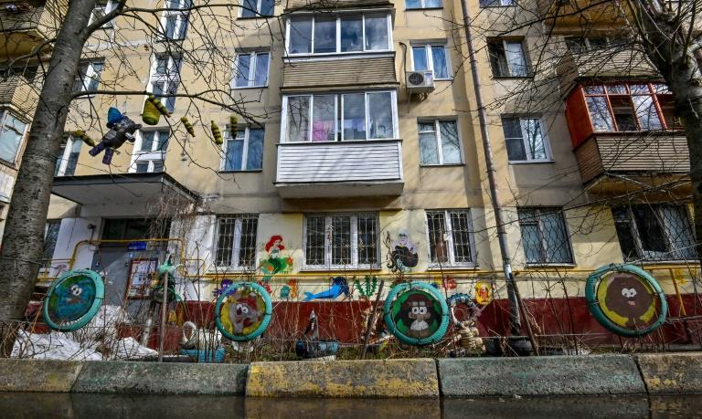 The workspaces are mostly located in Khrushchyovkas, low-cost housing units thrown up in the 1960s and nicknamed after the Soviet leader Nikita Khrushchev who commissioned them