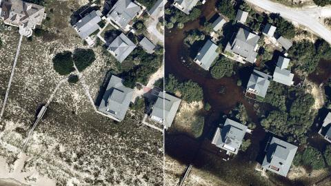 Nearmap Aerial Imagery Now Available for Areas Impacted by Hurricane Florence