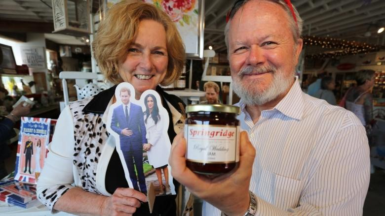 Berries for Harry and sparkle for Markle: Milton farm's royal wedding jam a hit