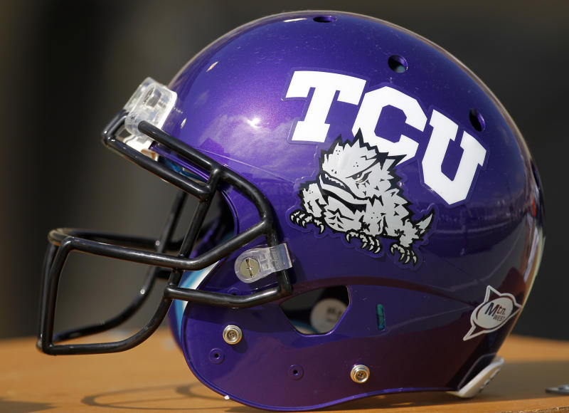 NCAA Puts TCU on Probation