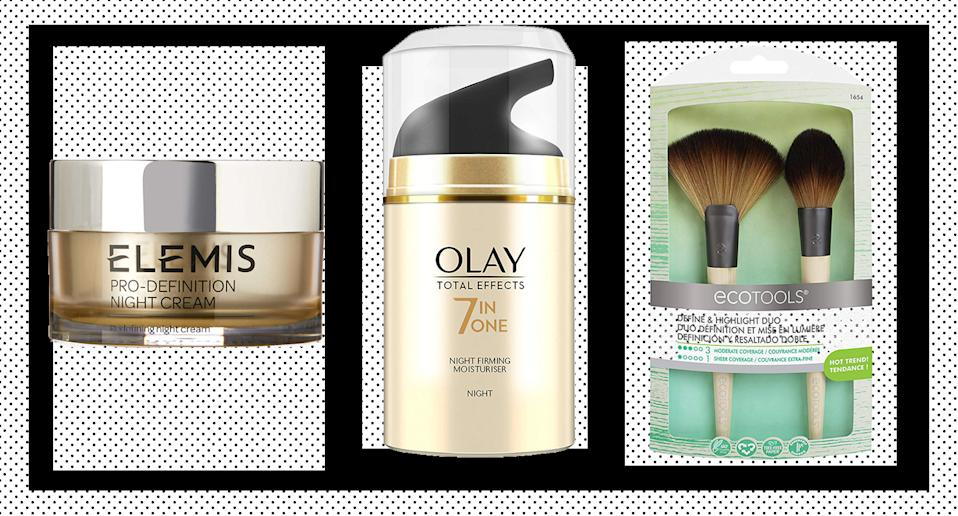 We've selected our five best beauty must-haves. [Photo: Amazon]