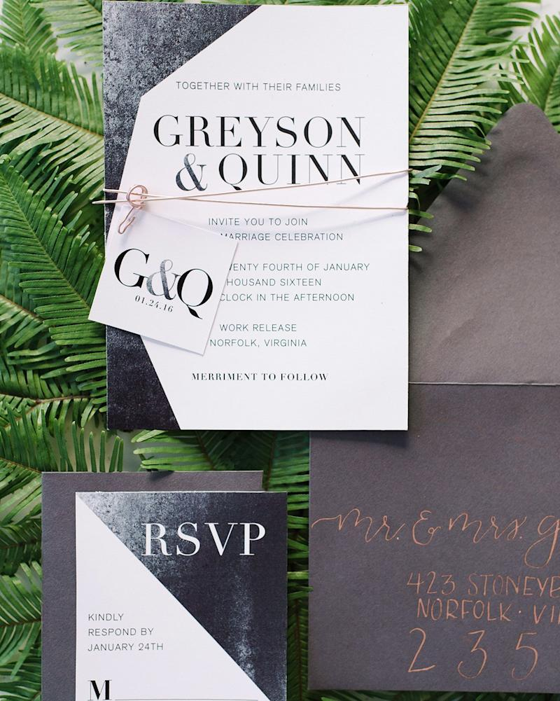 """This Is Why You Should Never List """"Regrets Only"""" on Your RSVP Cards"""