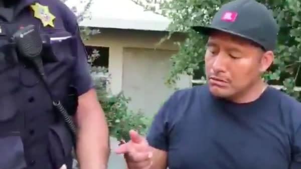 Donations Pour In For Hot Dog Vendor After Viral Video Shows Cop Taking His Cash