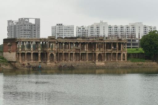 <p>India's heritage city races to save icons from polluted ruin</p>