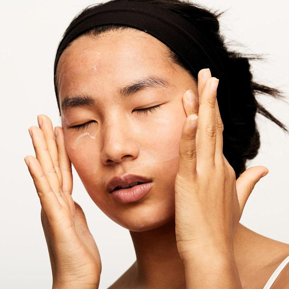 """Honestly, we thought they swept away dead skin cells, too. """"There's often peeling and redness, but that's a side effect of the irritation, not a true and even exfoliation like the one you get from an ingredient like glycolic acid,"""" says Sachs. """"The peeling is certainly not why people start looking better. In fact, it's why most people give it up."""" Retinoids work at a much more profound level by affecting gene expression and causing enhanced collagen production, skin smoothing, and an evening of pigmentation."""